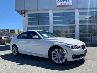 Used 2017 BMW 3 Series 330i xDrive for sale in Surrey, BC