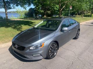 Used 2018 Volvo S60 T5 Dynamic for sale in Roxboro, QC