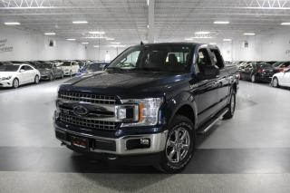 Used 2018 Ford F-150 XLT I XTR I 4X4 I CREW I NO ACCIDENTS I NAVIGATION I REARCAM for sale in Mississauga, ON