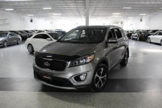 Used 2016 Kia Sorento EX AWD V6 NO ACCIDENTS I LEATHER I REAR CAMERA I BLIND SPOT for sale in Mississauga, ON