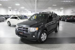 Used 2009 Ford Escape XLT I SUNROOF I POWER OPTIONS I KEYLESS ENTRY I AS IS for sale in Mississauga, ON