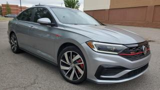 Used 2019 Volkswagen Jetta GLI 35TH ANIVERSARY EDITION, LEATHER, SUN ROOF, NAV CALL NOW for sale in Calgary, AB