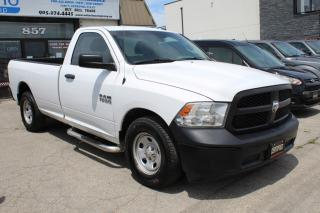 Used 2015 RAM 1500 ST Reg Cab 8ft Long box for sale in Mississauga, ON