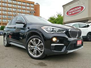 Used 2017 BMW X1 PANO ROOF | CAM | AWD | SUPER CONDITION | for sale in Scarborough, ON