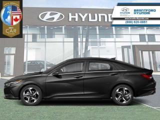 Used 2021 Hyundai Elantra Essential IVT  - $120 B/W for sale in Brantford, ON