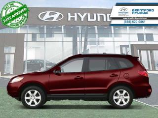 Used 2008 Hyundai Santa Fe for sale in Brantford, ON