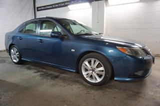 Used 2008 Saab 9-3 2.0 TURBO CERTIFIED 2YR WARRANTY *2nd SET WINTER* SUNROOF BLUETOOTH HEATED LEATHER SEATS for sale in Milton, ON
