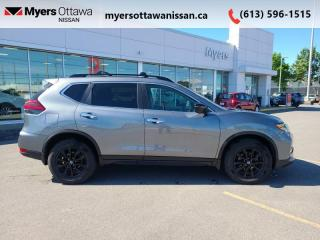 Used 2018 Nissan Rogue AWD Midnight Edition  - Bluetooth for sale in Ottawa, ON