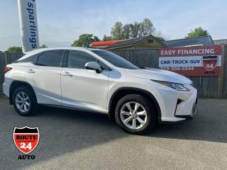 Used 2017 Lexus RX 350 AWD for sale in Brantford, ON