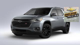 New 2021 Chevrolet Traverse RS  - Leather Seats - Navigation for sale in Orleans, ON