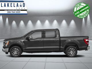 New 2021 Ford F-150 Lariat  - Leather Seats -  Cooled Seats - $424 B/W for sale in Prince Albert, SK
