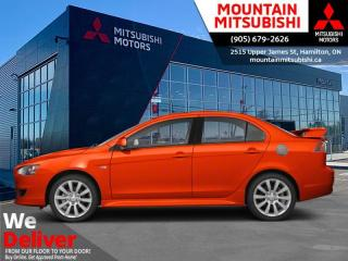 Used 2010 Mitsubishi Lancer Ralliart  - Bluetooth for sale in Mount Hope (Hamilton), ON