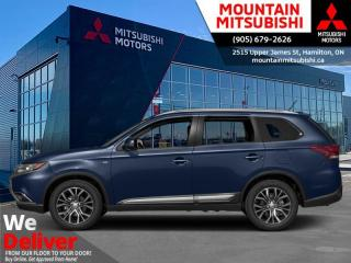Used 2018 Mitsubishi Outlander ES  - Bluetooth -  Heated Seats - $173 B/W for sale in Mount Hope (Hamilton), ON