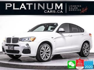 Used 2018 BMW X4 M40i,AWD,CAM,SUNROOF,HEATED SEATS,PREMIUM SOUND for sale in Toronto, ON