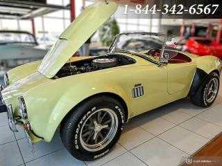 Used 1964 Ford Mustang Shelby Cobra RARE | DISC BRAKES | 302 FUEL INJECTION for sale in Oakville, ON