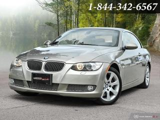 Used 2007 BMW 3 Series 2dr Cabriolet 335i RWD |  LEATHER | POWER TOP | for sale in Oakville, ON