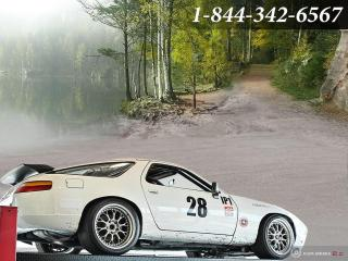 Used 1989 Porsche 928 2dr Coupe | TRACK READY | 5 SPD | FULL CAGE | V8! for sale in Oakville, ON