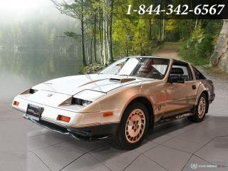 Used 1984 Nissan 300ZX 50th Anniversary | Showroom Condition | Rare | for sale in Oakville, ON