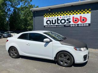 Used 2012 Kia Forte Koup for sale in Laval, QC