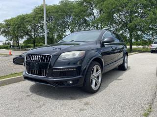 Used 2012 Audi Q7 3.0L Sport for sale in Oakville, ON