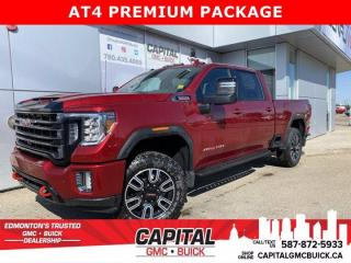 New 2021 GMC Sierra 3500 HD Crew Cab AT4 for sale in Edmonton, AB