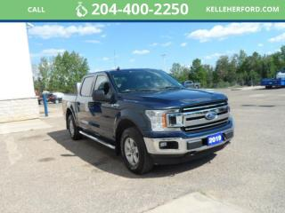 Used 2019 Ford F-150 XLT for sale in Brandon, MB
