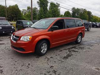 Used 2012 Dodge Grand Caravan SE for sale in Madoc, ON