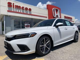 New 2022 Honda Civic Touring for sale in Simcoe, ON