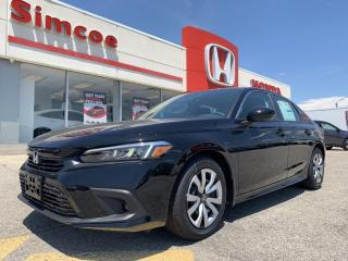 New 2022 Honda Civic LX for sale in Simcoe, ON