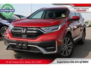 Used 2020 Honda CR-V Touring   CVT   Navigation for sale in Whitby, ON