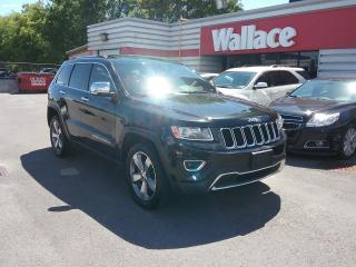 Used 2014 Jeep Grand Cherokee LIMITED 4WD for sale in Ottawa, ON