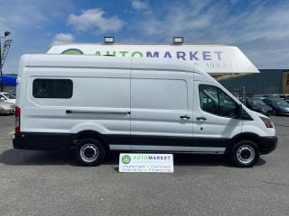 Used 2019 Ford Transit 250 RV High Roof  148-in. WB EL MOTORHOME CONVERSION! TINYHOME  WOW! for sale in Langley, BC