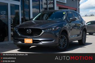 Used 2019 Mazda CX-5 GS for sale in Chatham, ON
