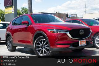 Used 2018 Mazda CX-5 GT for sale in Chatham, ON
