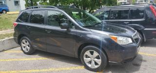 Used 2014 Subaru Forester LTD  PANARAMIC ROOF for sale in North York, ON