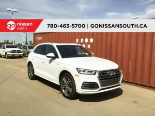 Used 2018 Audi Q5 TECHNIK, AWD, LEATHER, 2.0T for sale in Edmonton, AB