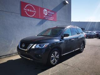 Used 2019 Nissan Pathfinder SL for sale in Edmonton, AB