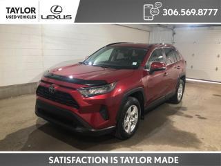 Used 2019 Toyota RAV4 LE for sale in Regina, SK