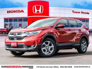 Used 2017 Honda CR-V EX for sale in Milton, ON