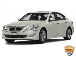 Used 2013 Hyundai Genesis 3.8   CLEAN CARFAX   ONE OWNER   KEYLESS ENTRY   HEATED SEATS   for sale in Barrie, ON