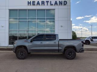 Used 2019 Chevrolet Silverado 1500 RST for sale in Fort Saskatchewan, AB