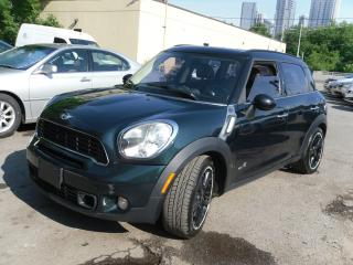 Used 2011 MINI Cooper Countryman S ALL 4 for sale in Scarborough, ON
