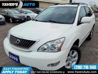 Used 2009 Lexus RX 350 for sale in Hamilton, ON