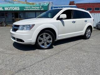 Used 2010 Dodge Journey R/T for sale in Vancouver, BC