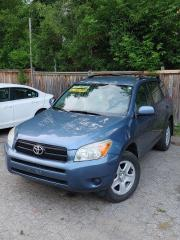 Used 2007 Toyota RAV4 for sale in Mississauga, ON