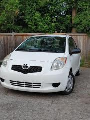 Used 2007 Toyota Yaris LE for sale in Mississauga, ON