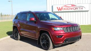 New 2021 Jeep Grand Cherokee Altitude for sale in Kenton, MB