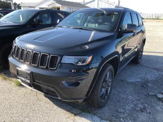 New 2021 Jeep Grand Cherokee Limited 80th Anniversary for sale in Petrolia, ON