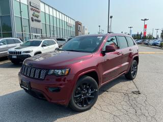 New 2021 Jeep Grand Cherokee ALTITUDE NAVI TOW PKG PROTECH GROUP HEATED WHEEL for sale in Pickering, ON