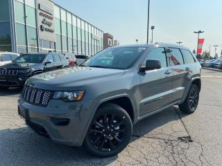 New 2021 Jeep Grand Cherokee ALTITUDE NAVI HEATED SEATS BLACK WHEELS REAR CAMER for sale in Pickering, ON